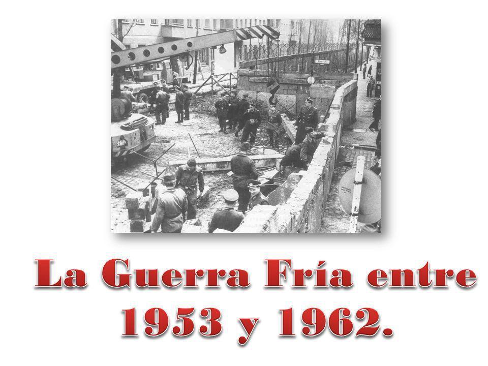 LA SITUACIÓN EN ORIENTE PRÓXIMO TRAS 1956.