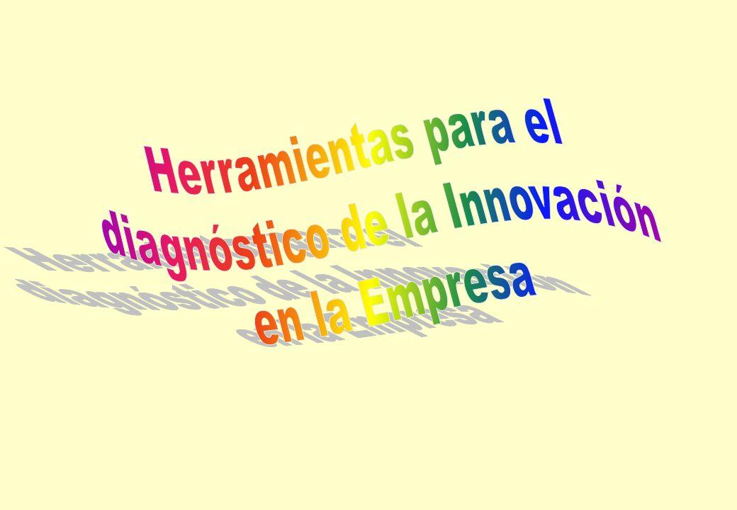 ESCUELA COMPLUTENSE DE VERANO 2003 - DIAGNÓSTICO DE INNOVACIÓN (auditoria tecnológica)