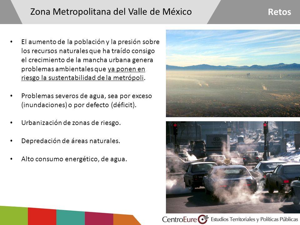 Hacia la GOBERNANZA 4.Mejorar la administración del Fondo Metropolitano.