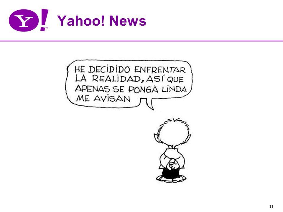 11 Yahoo! News