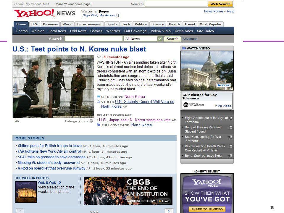 18 Yahoo! News