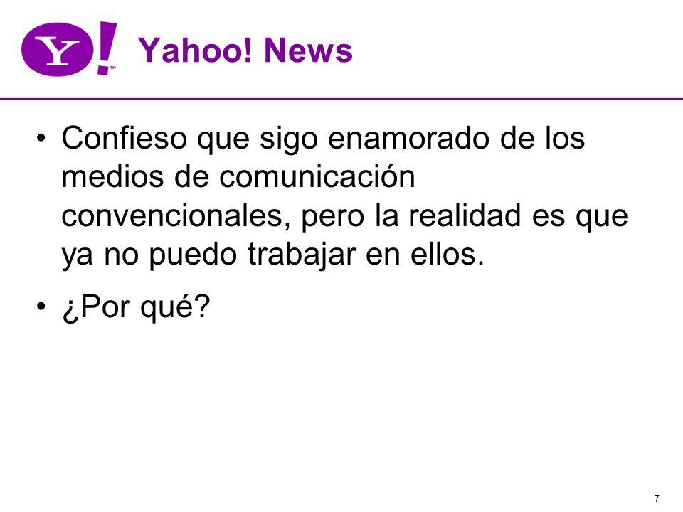 28 Yahoo.News 7) Invitar a la audiencia también nos facilita no dejarla ir a ningún otro sitio.