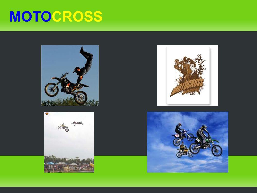 COMO SE CREO EL MOTOCROSS Motocross fue una evolución del caso británico fuera de la carretera denominada revolver, que era una evolución de los acontecimientos de prueba de motocicletas populares en el norte del Reino Unido.