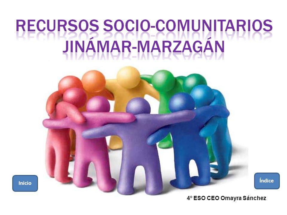 Guía Comunitaria de Recursos Jinámar-Marzagán Comunitarios Profesorado del CEO Omayra Sánchez: Directora y profesora de 4º ESO: Dña.