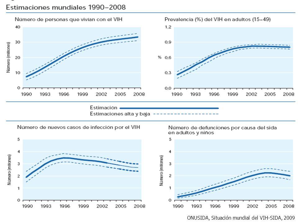 ONUSIDA, Situación mundial del VIH-SIDA, 2009