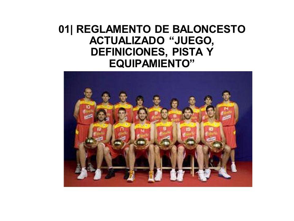 INDICE 1.-EL JUEGO: BALONCESTO 2.- EL CAMPO DE BALONCESTO 3.- EL EQUIPAMIENTO 3.1.