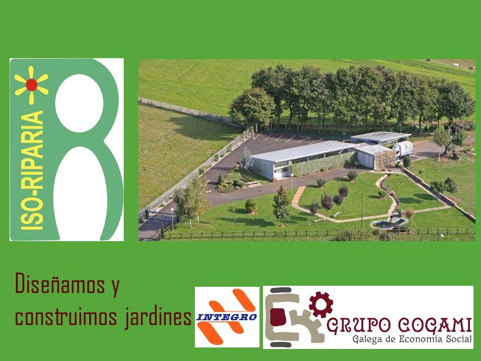 En el año 2001 con el objetivo de general empleo entre el colectivo de personas con discapacidad de las comarcas de Arzúa y Tierra de Melide, COGAMI y AMARAI crean el centro especial de empleo sin ánimo de lucro ISO-RIPARIA S.L.