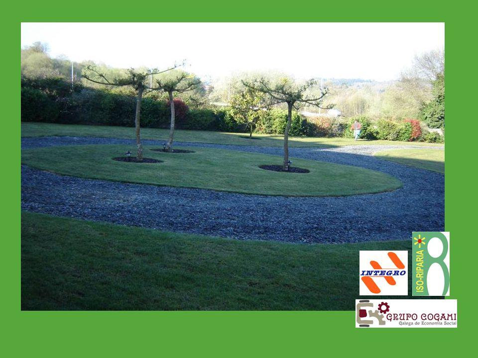 JARDÍN MINIMALISTA Es un tipo de jardín donde lo simple convive en armonía con el entorno.