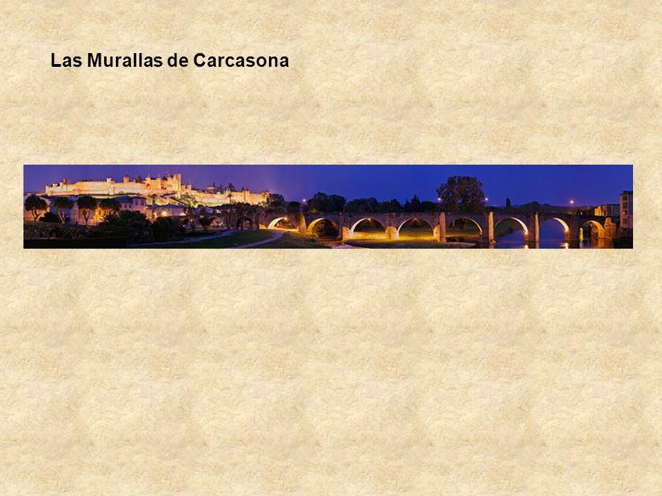 Las Murallas de Carcasona