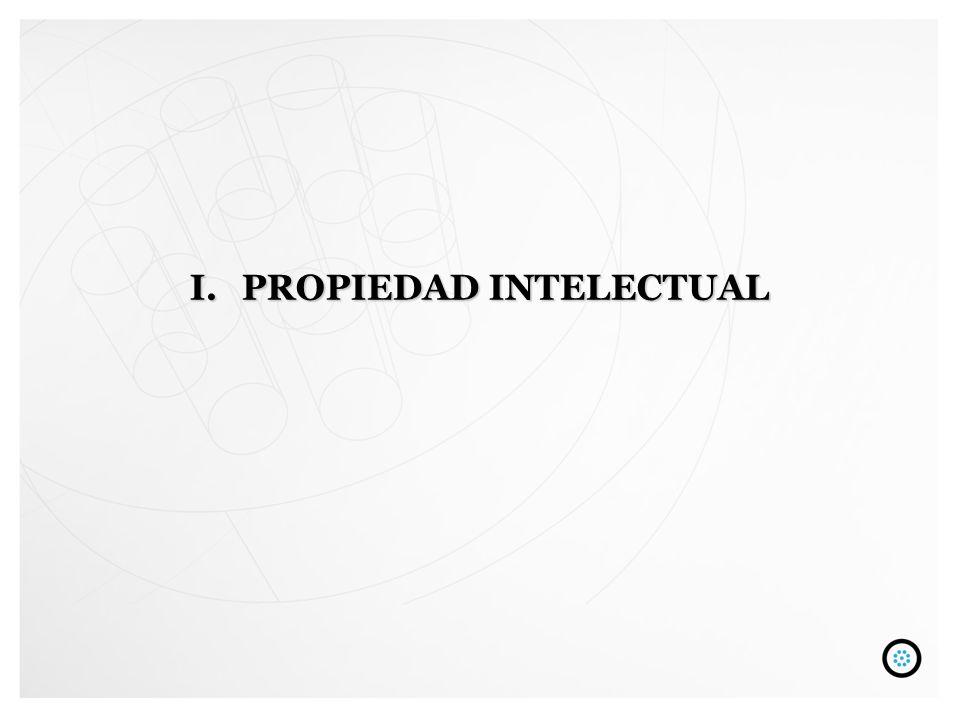 I.PROPIEDAD INTELECTUAL
