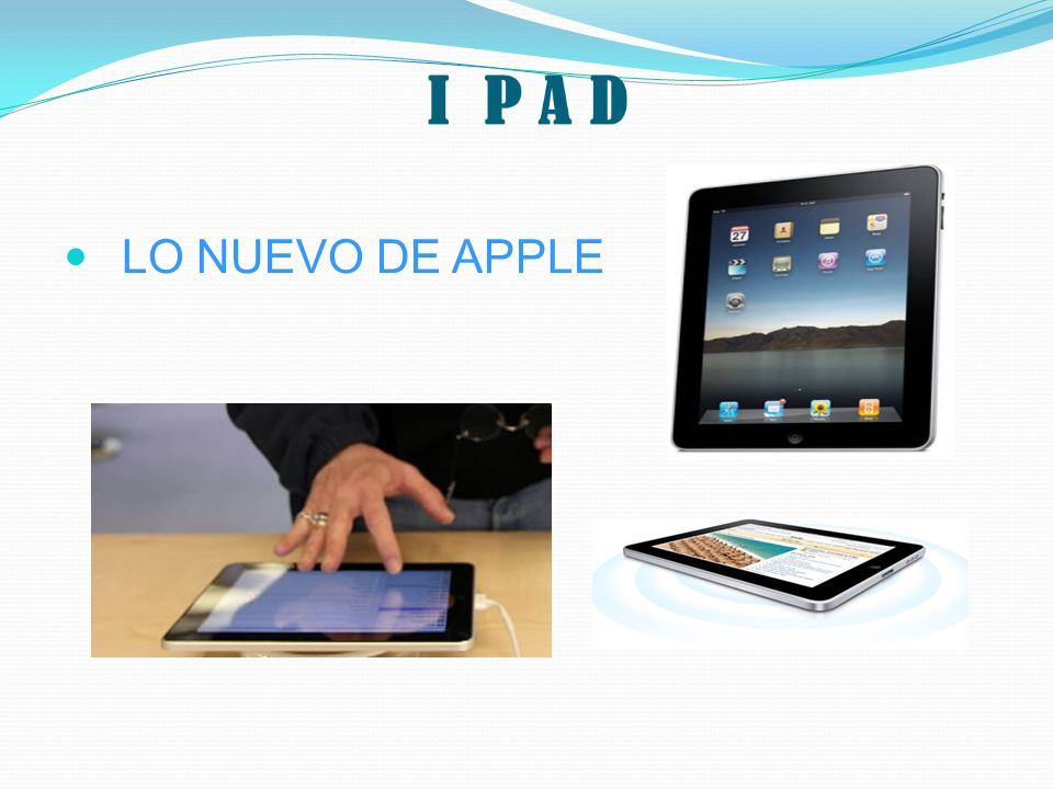 ¿Qué es el iPad y en qué se diferencia de una laptop o un smartphone.