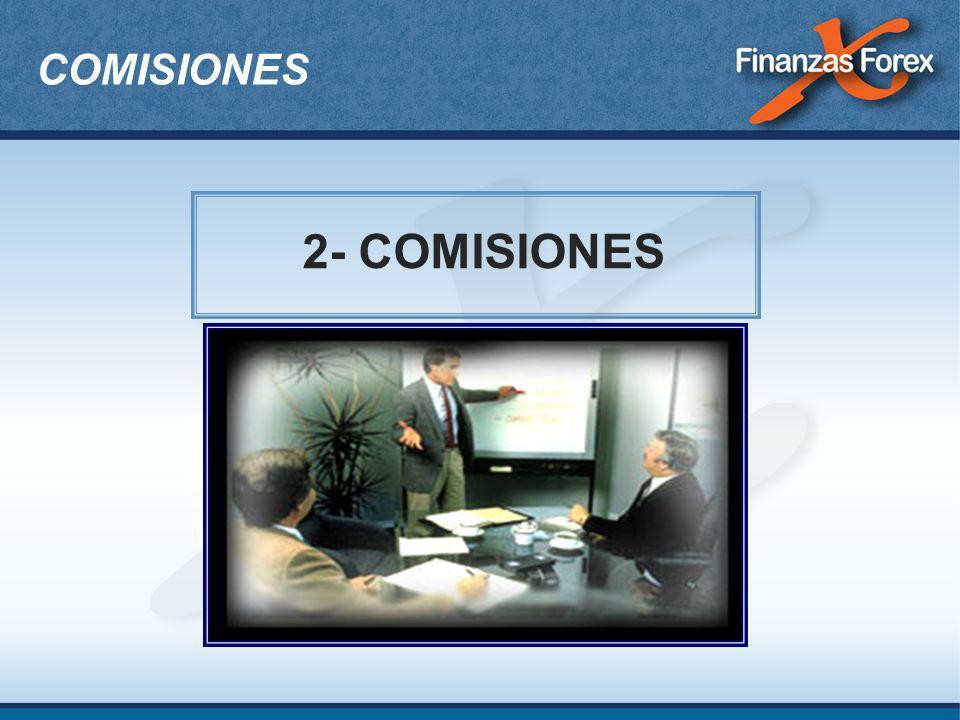 COMISIONES 2- COMISIONES