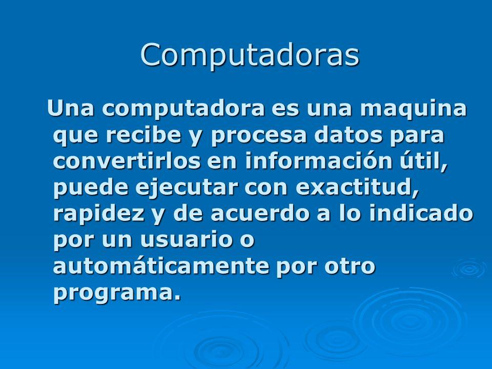 Computadoras Leticia Paini