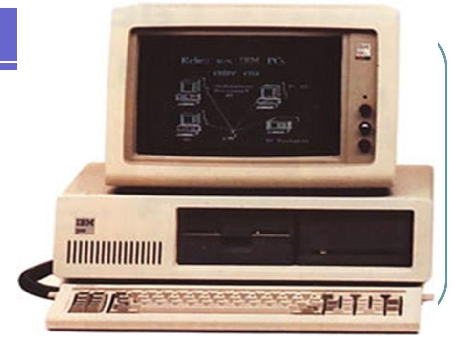 La historia de los computadores personales comenzó en los años 1970. Un computador personal esta orientado al uso individual y se diferencia de un com