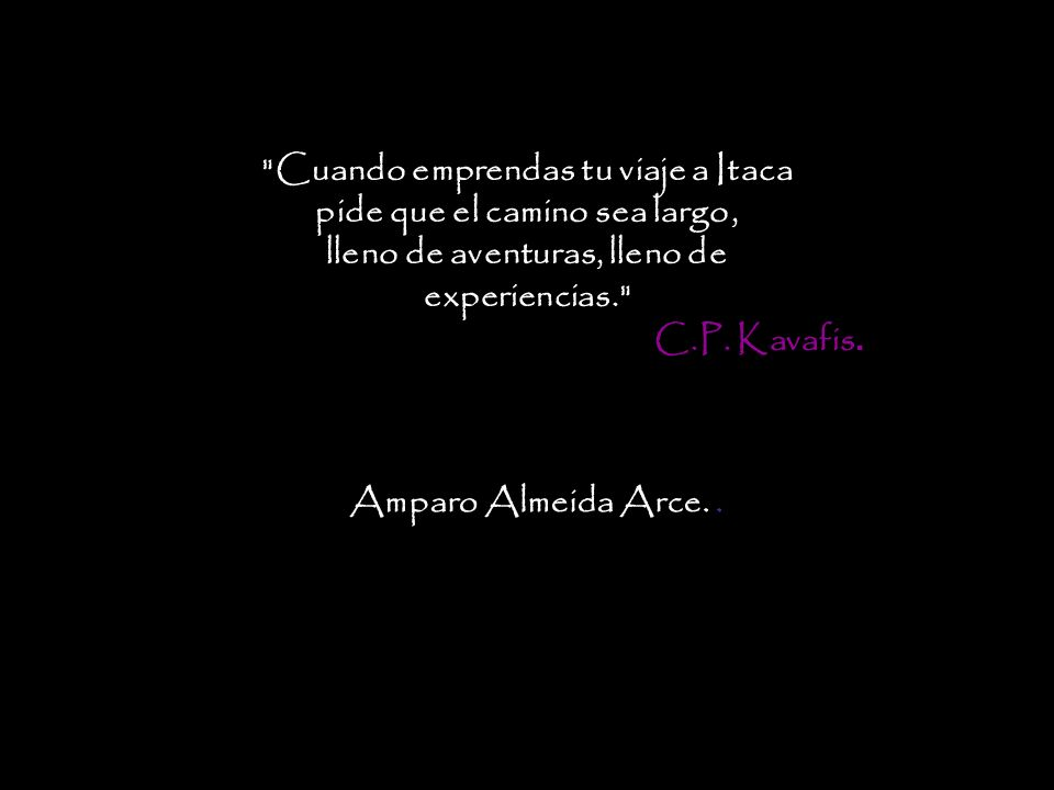 Amparo Almeida Arce..