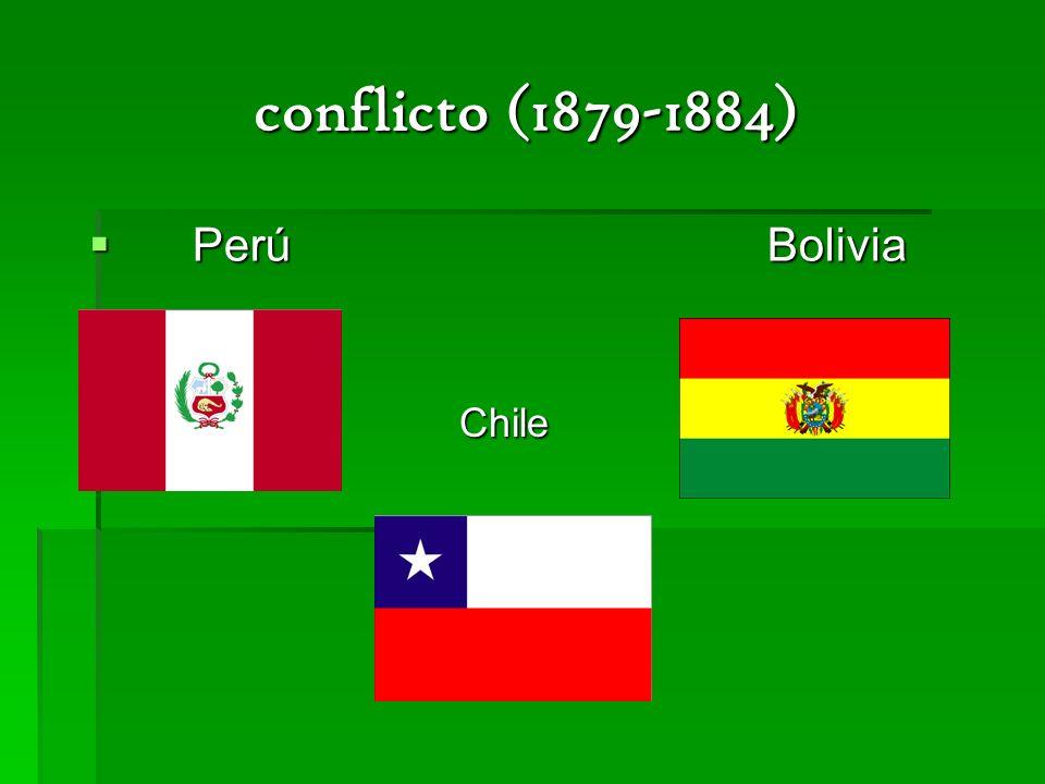 Razón del conflicto Razón del conflicto Desierto de Atacama: Desierto de Atacama: La región más árida se extiende en el norte de Chile, entre el río Copiapó y el río Loa, en la Región de Antofagasta y al norte de la región de Atacama.