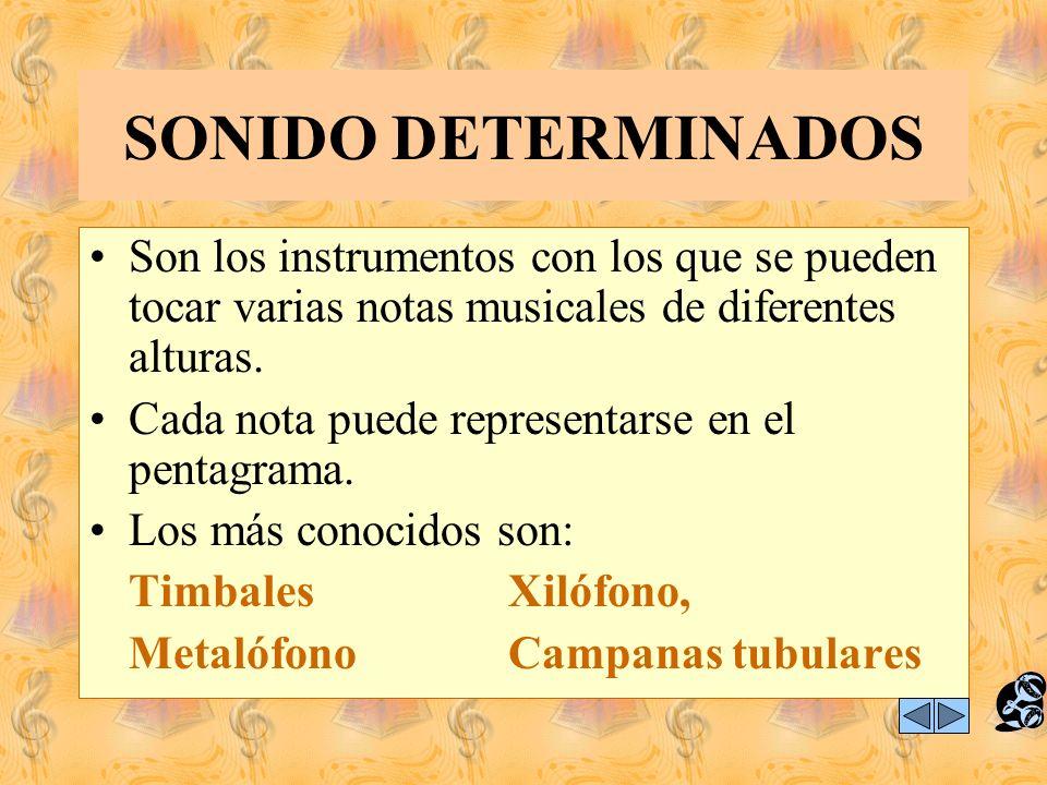 Se dividen en: - DeterminadosDeterminados - Indeterminados- Indeterminados.