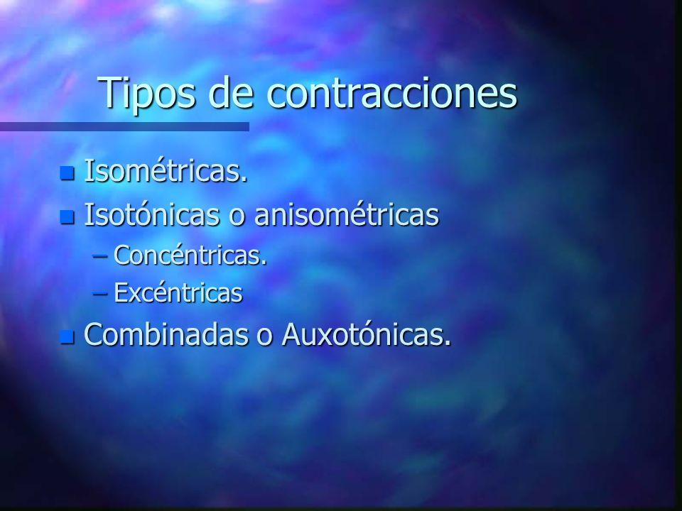 Factores a tener en cuenta en la metodología n Examen médico (Blce.