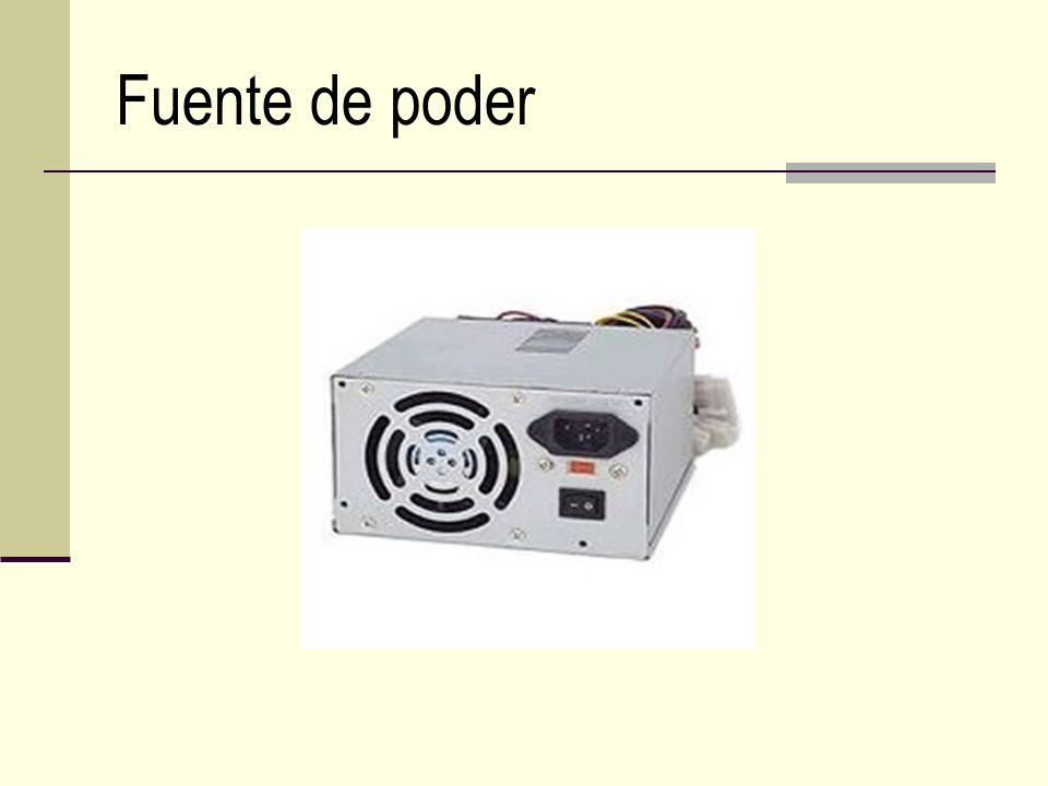 Conector ATX Conectores de alimentación ATX son los tipos específicos de conectores diseñados para conectar un ordenador de la fuente de alimentación ATX a la placa madre.
