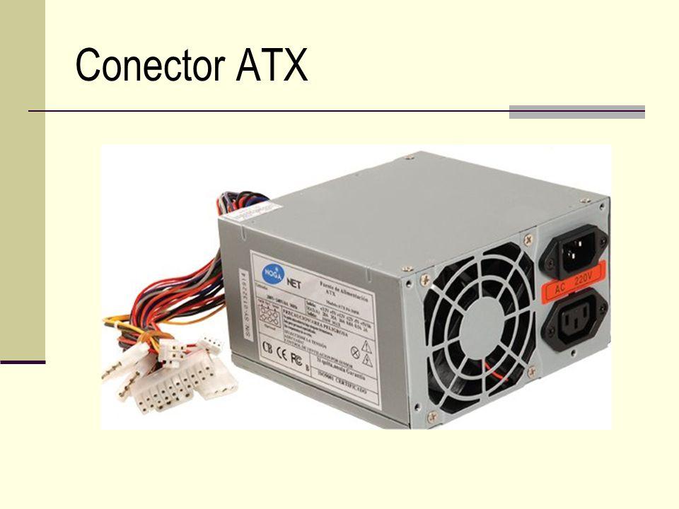Conectores de la RAM Se denominan ranuras de memoria al lugar en la placa donde se colocan las memorias.