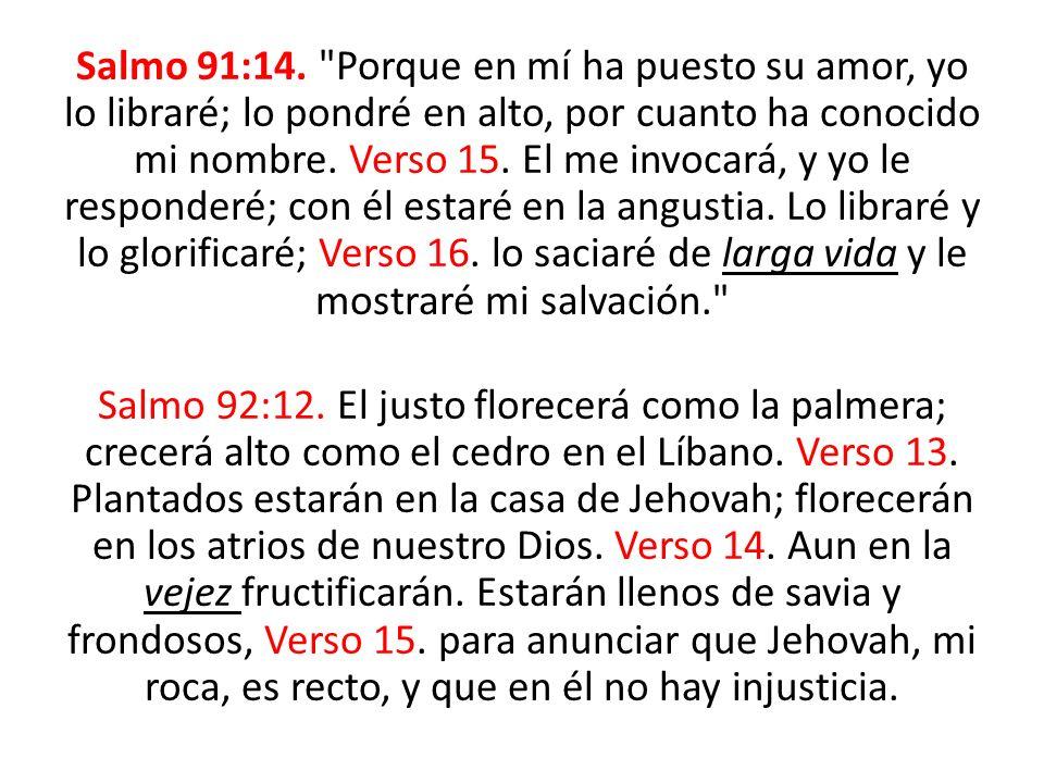 Salmo 91:14.