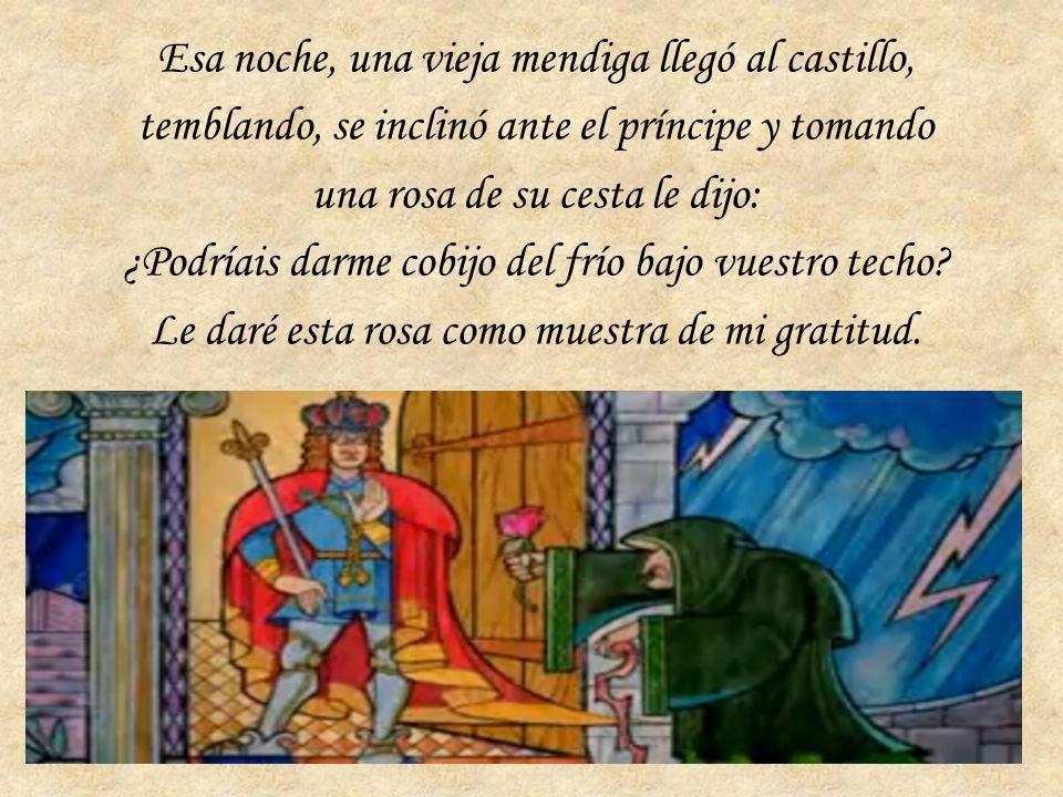El joven príncipe del castillo había crecido teniendo todo lo que deseaba, pero su corazón era despiadado y frío. Era una persona cruel, egoísta y cap