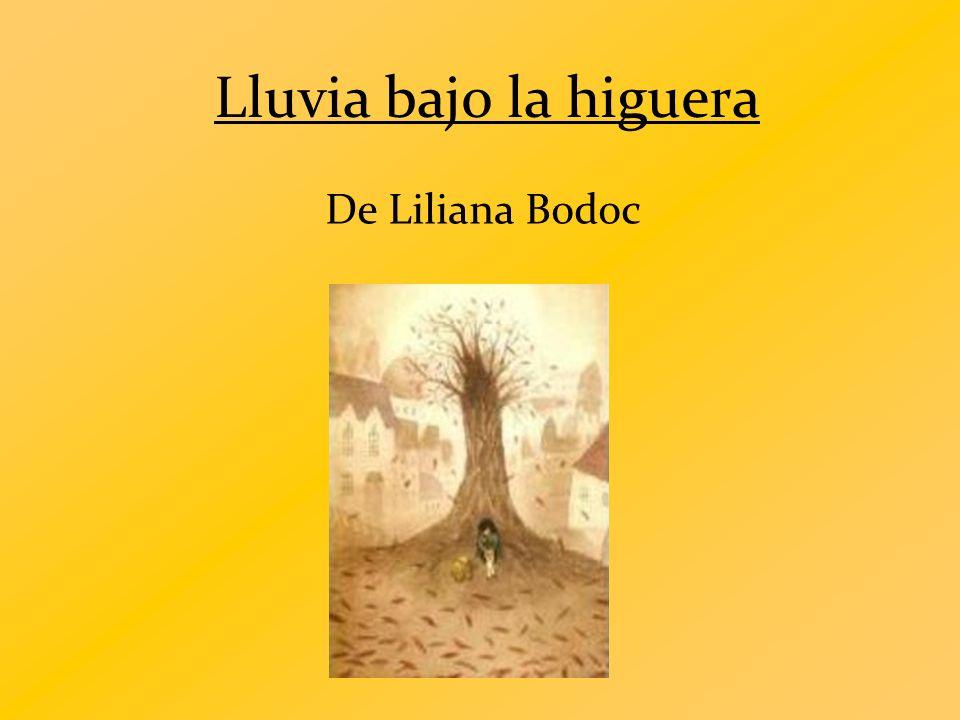 Lluvia bajo la higuera De Liliana Bodoc