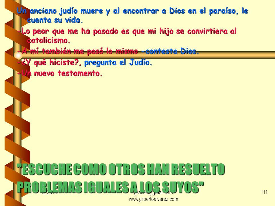 1/2/2014gilalme@gmail.com www.gilbertoalvarez.com 110