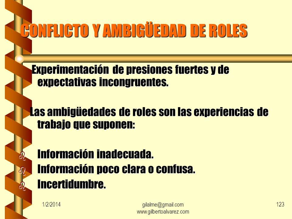 1/2/2014gilalme@gmail.com www.gilbertoalvarez.com 122 Intervenciones diseñadas para reducir confrontaciones excesivas o, en ciertos casos, para intens
