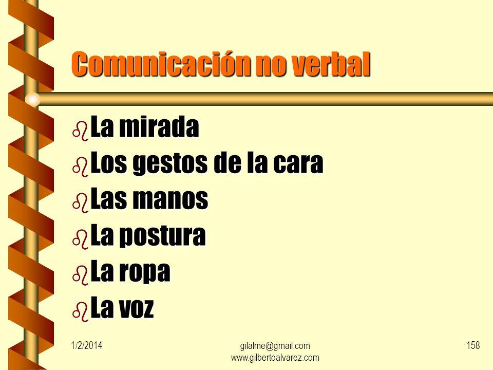 Uso de pausas b Subrayar palabras importantes b Forzar a hablar al interlocutor b Despertar el interés b Escuchar al interlocutor b Permitir un moment