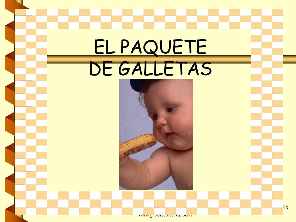 La expresión debe reflejar : b Cortesía b Amabilidad b Interés b confianza 1/2/201494gilalme@gmail.com www.gilbertoalvarez.com