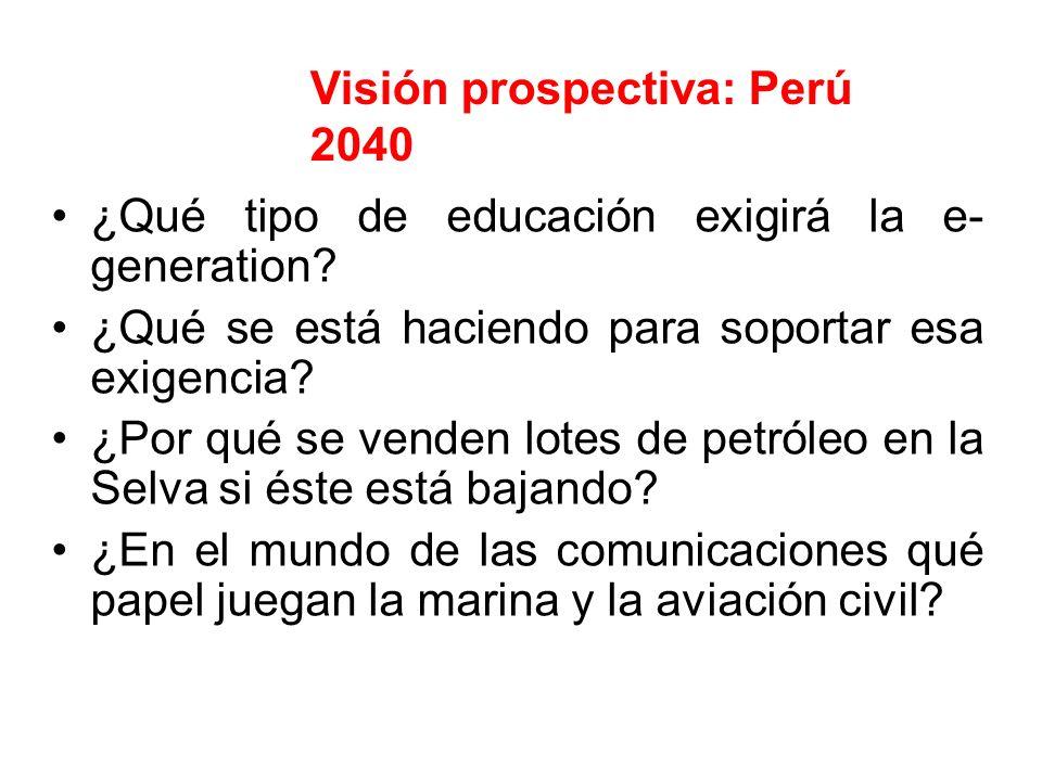 Fuente: André Yves Portnoff 5 Futurible 1 Futurible 2 Futurible 3 Futurible 4 Futurible 5 Futurible 6 Futurible 7 Futurible 8 Futurible n Presente Bifurcaciones… Escenario de continuidad ¿Cuáles son los factores que orientan el futuro hacia uno u otro futurible .
