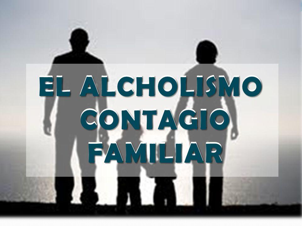 EL ALCHOLISMO CONTAGIO FAMILIAR