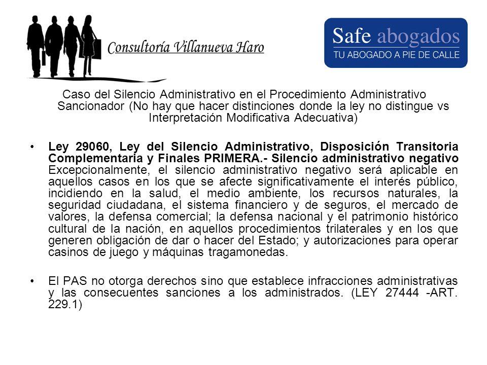 Antinómica Jurídica en el Decreto Legislativo 1068 22.2.