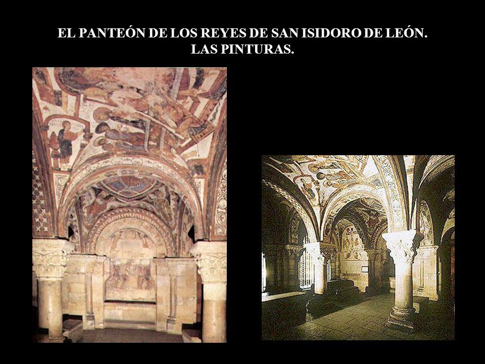 EL PANTEÓN DE LOS REYES DE SAN ISIDORO DE LEÓN. LAS PINTURAS.