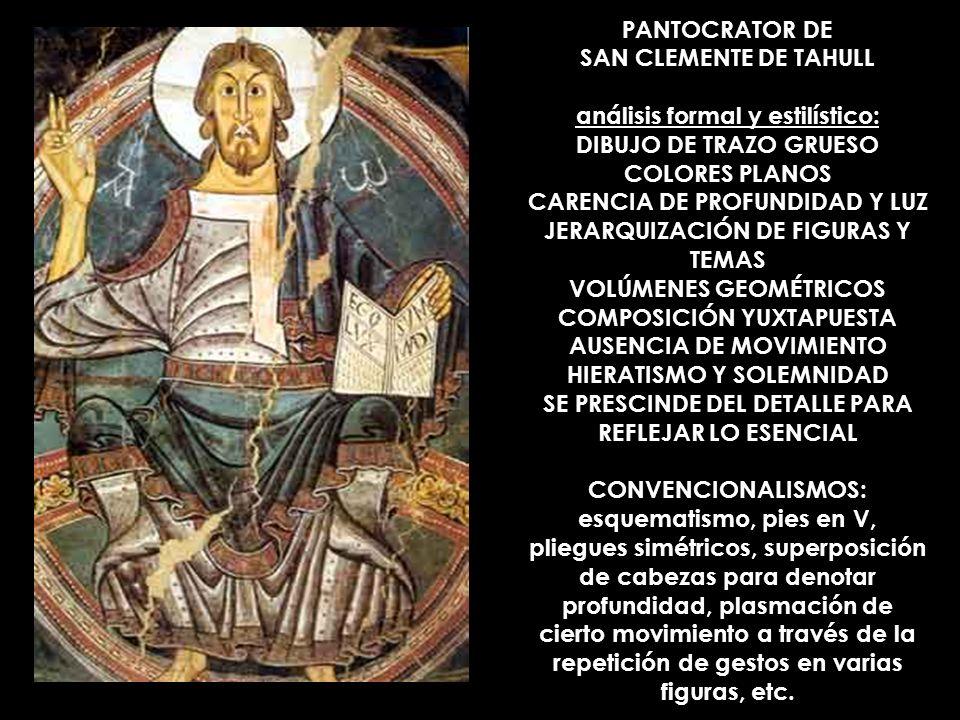 CRISTO EN MAJESTAD (PANTOCRATOR)
