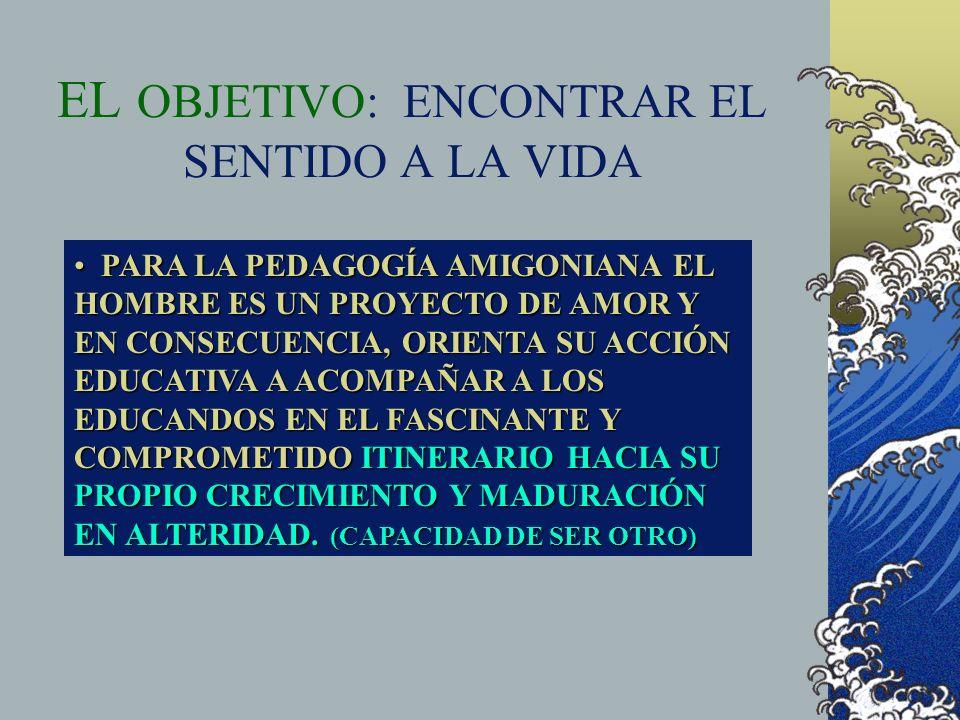 EDUCACIÓN DEL SENTIMIENTO, EN LA VISIÓN DE LA P.A.