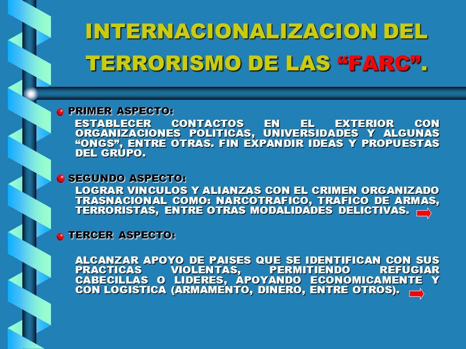 INTERNACIONAL. LOS RESULTADOS DE UNA INVESTIGACION PUEDEN INCIDIR POLITICAMENTE EN LAS DECISIONES TOMADAS POR UN MANDATARIO, CREANDO ALIANZAS Y APOYOS