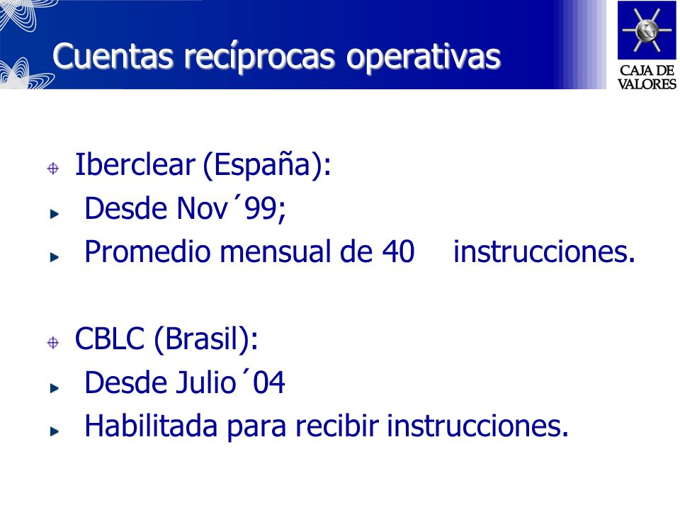 Links de CVSA con CDs Internacionales C.V.S.A.