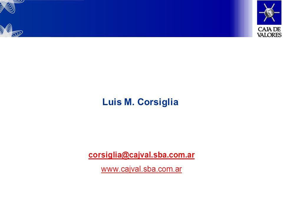 Volumen de Custodia Volumen de Custodia a Octubre ´05 en las CDs (V/N en millones) CLEARSTREAM 4.495 EUROCLEAR 8.617 DTC 1.886 CRYL 111.167 CVSA 48.212 _____________________________________ Total General 174.378