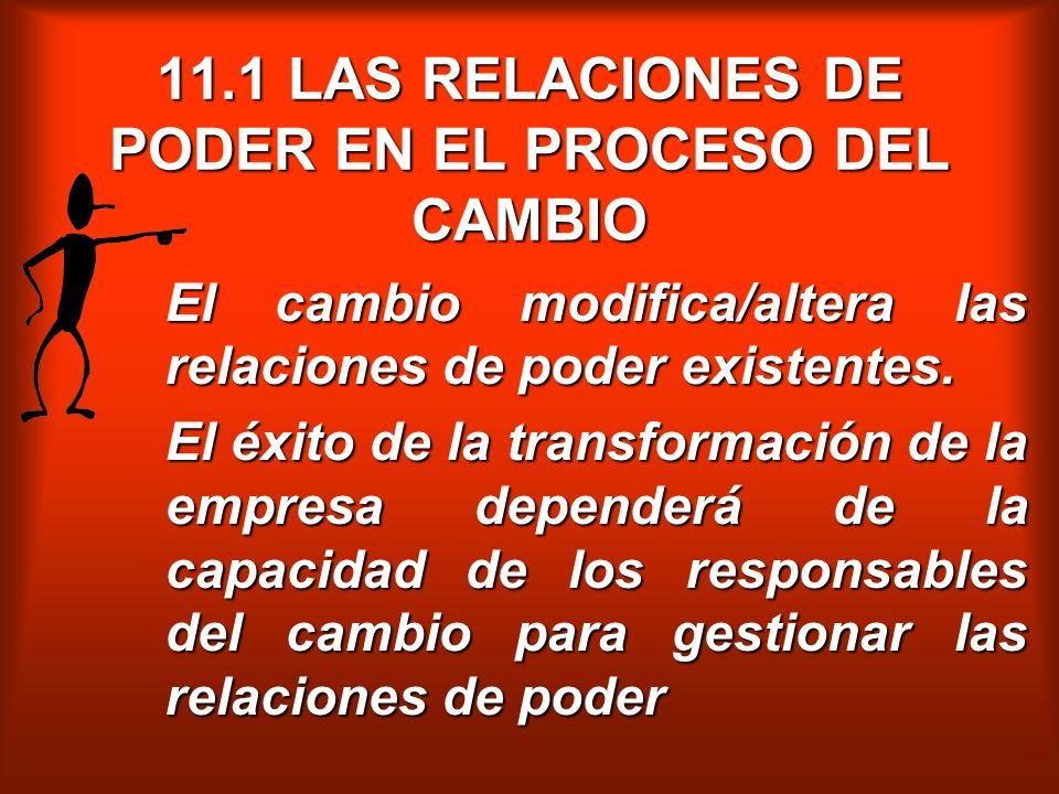 CLAVE 8 GESTIONAR LAS RELACIONES DE PODER