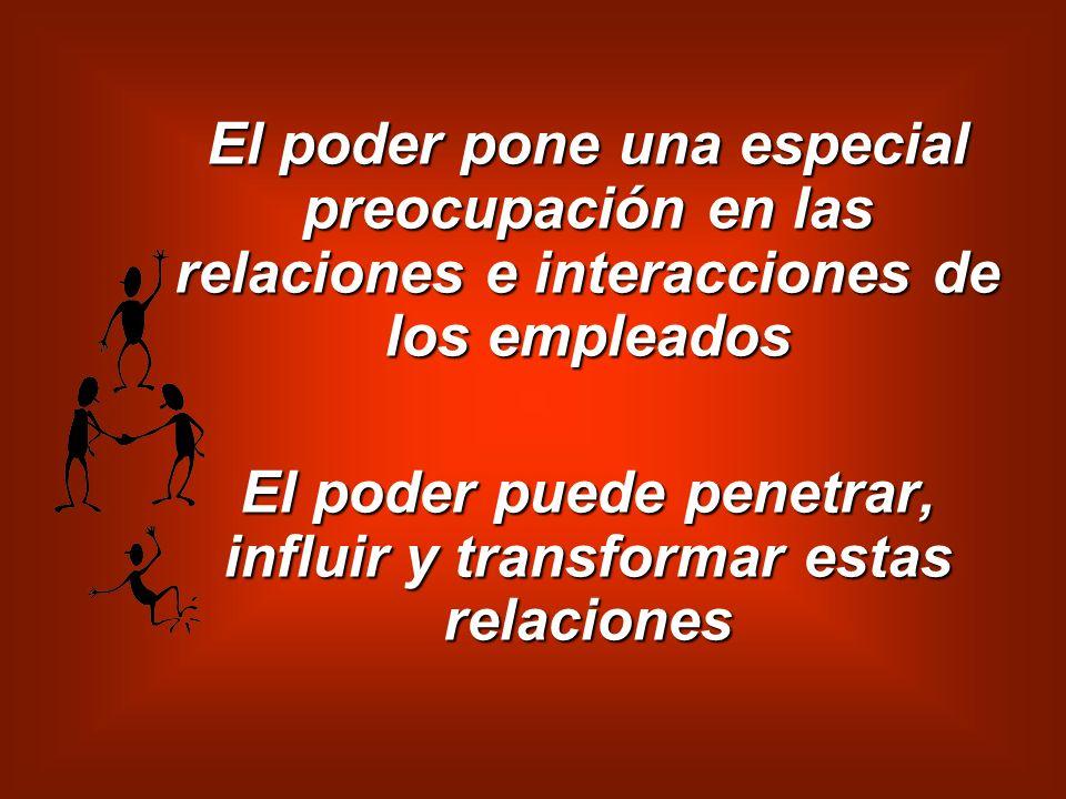3. Las relaciones de poder son, a la vez, intencionales y no subjetivas. 4. Las relaciones de poder no constituyen una superestructura implantada en l