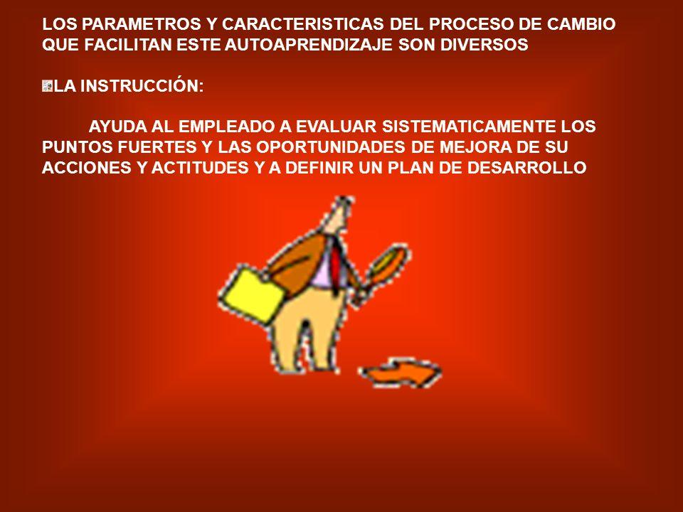EL CIRCULO MAGICO DEL AUTOAPRENDIZAJE IDEAS ELECCION TEST EVALUACION DE LOS RESULTADOS REFLEXION