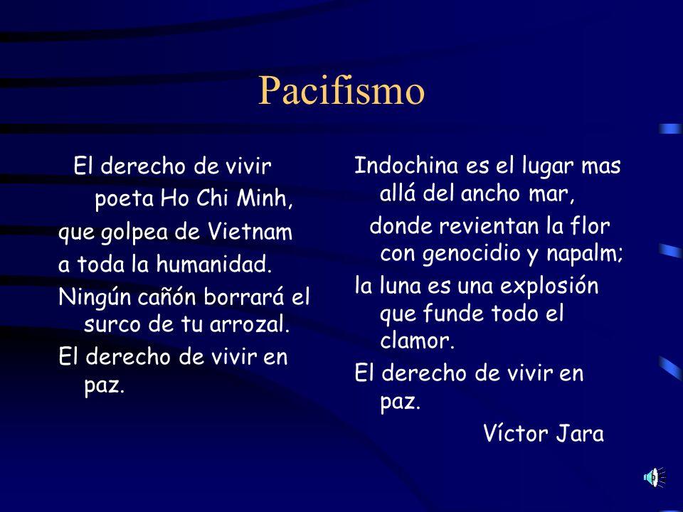 El desastre de Vietnam Desastre humanitario: –2 millones de muertos (57.000 de ellos norteamericanos) –12 millones de refugiadaosrefugiadaos Desastre