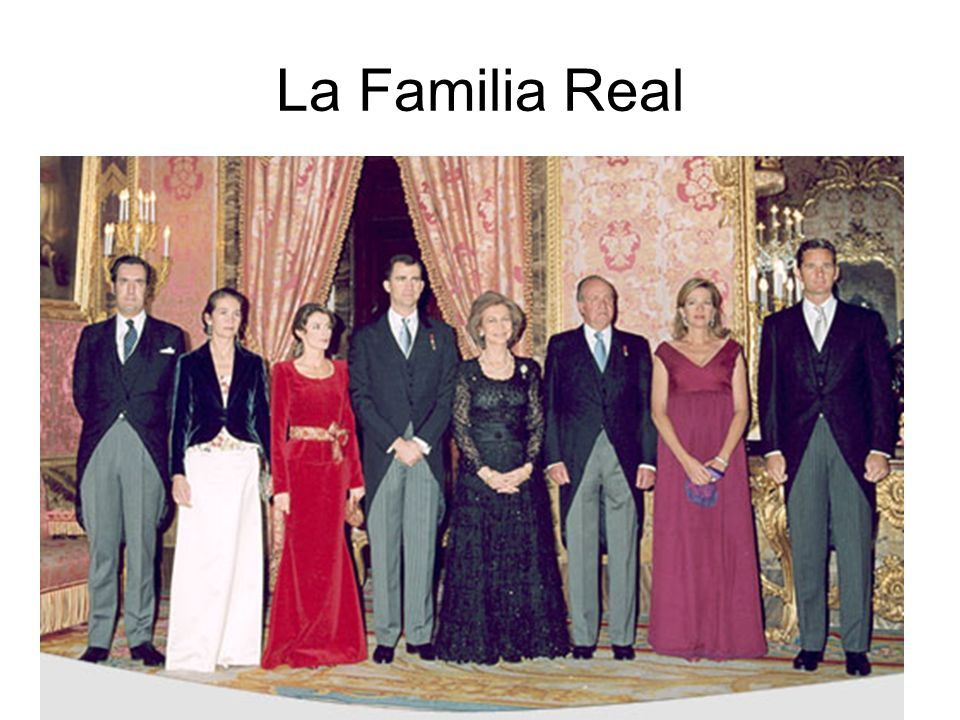 Su Majestad el Rey Don Juan Carlos I born January 5, 1938 in Rome His grandfather, Alphonso XIII, had given up the throne of Spain and moved the entire Royal family to Rome.