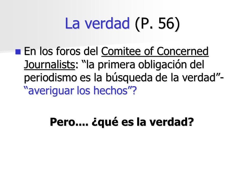 Periodismo en el nuevo orden tecnológico ¿Por qué dicen los autores qué es más necesario que nunca concentrarse en la síntesis y verificación.