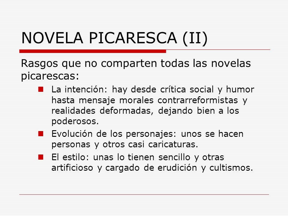 El Buscón INTRODUCCIÓN En el Guzmán de Alfarache aparece por primera vez el término pícaro.