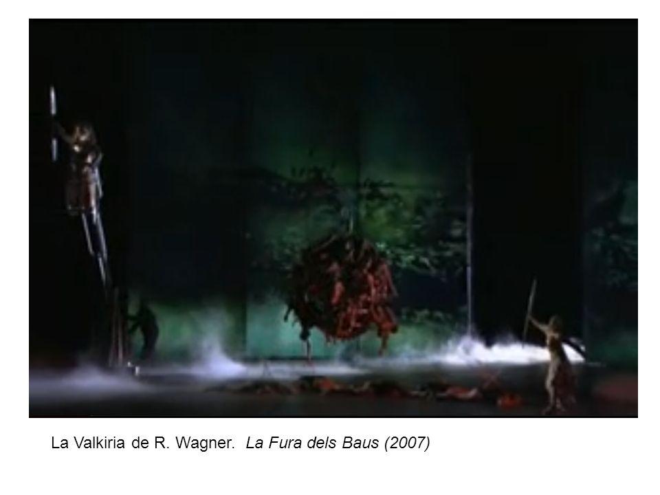 Línea Idealista-Vanguardista: Impresionismo (1870) Simbolismo (1885) Vanguardias Históricas: Futurismo, Dadá, Surrealismo, Expresionismo (Antes y Después de la II Guerra) Antonin Artaud: La Crueldad (1930) Absurdo: E.