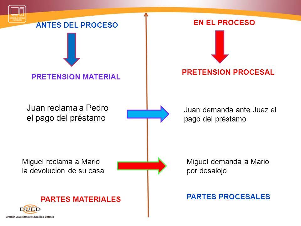 La Representación Las partes pueden intervenir en el proceso a través de terceros llamados representantes a).- Representación Legal.