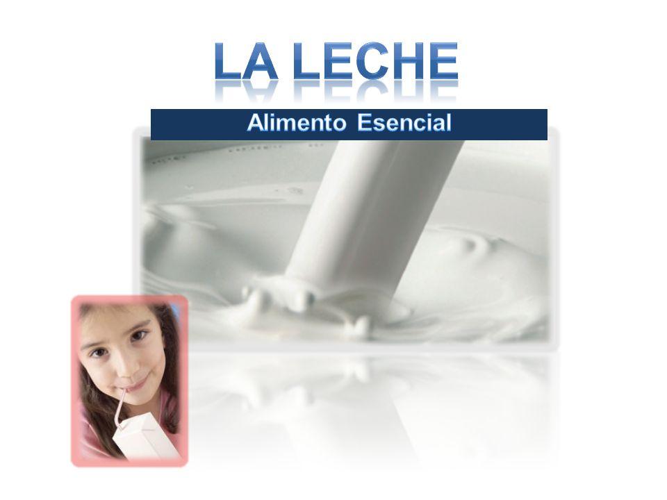 Se entiende por leche natural el producto integro, no alterado ni adulterado y sin calostros del ordeño higiénico regular, completo e interrumpido de las hembras mamíferas, domesticas sanas y bien alimentadas.